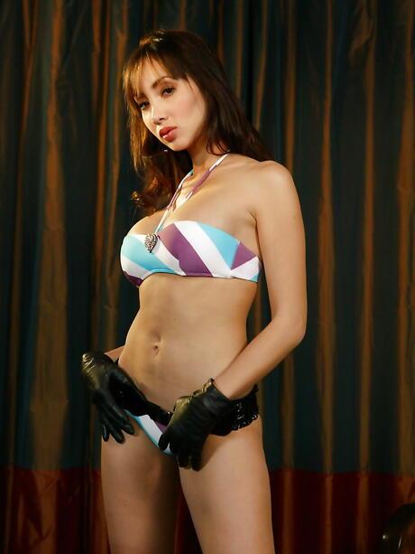 Asian MILF Pussy Sex